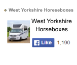 Facebook - Like West Yorkshire Horseboxes