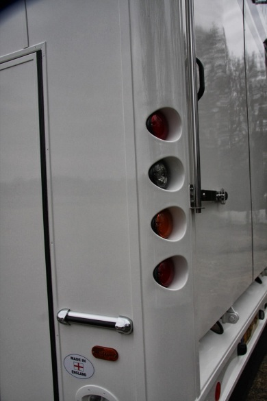 The Equihunter Endurance 7.5 tonne Horsebox