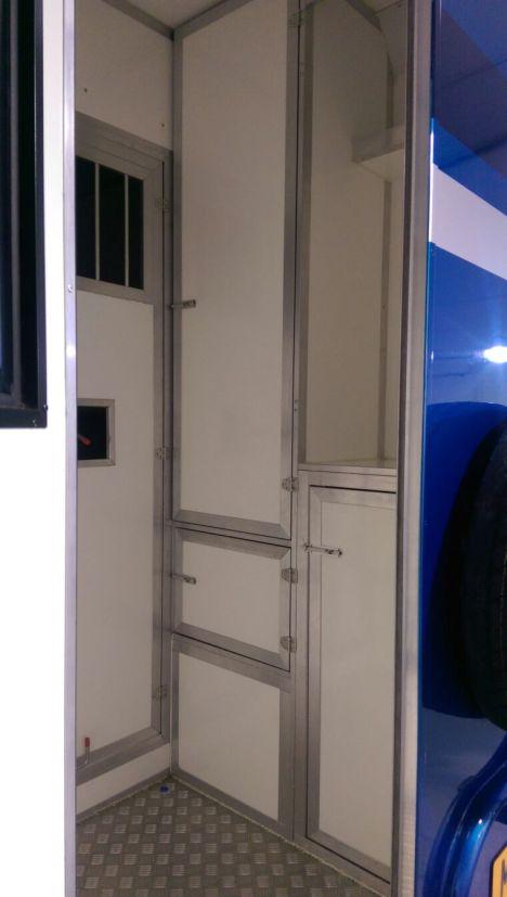 Equihunter Arena - Our Own 2015 Demonstrator in BMW Metallic Estoril Blue (37)