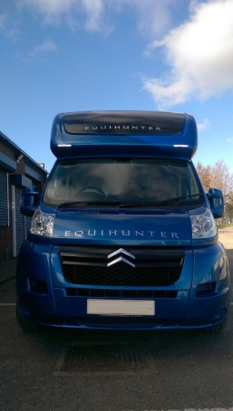 Equihunter Arena - Our Own 2015 Demonstrator in BMW Metallic Estoril Blue (37)