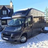 Equihunter Horseboxes & West Yorkshire Horseboxes 3.5t Arena Horsebox