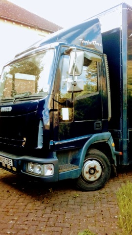 Peper Harow Trophy 3 7.5 Tonne Horsebox