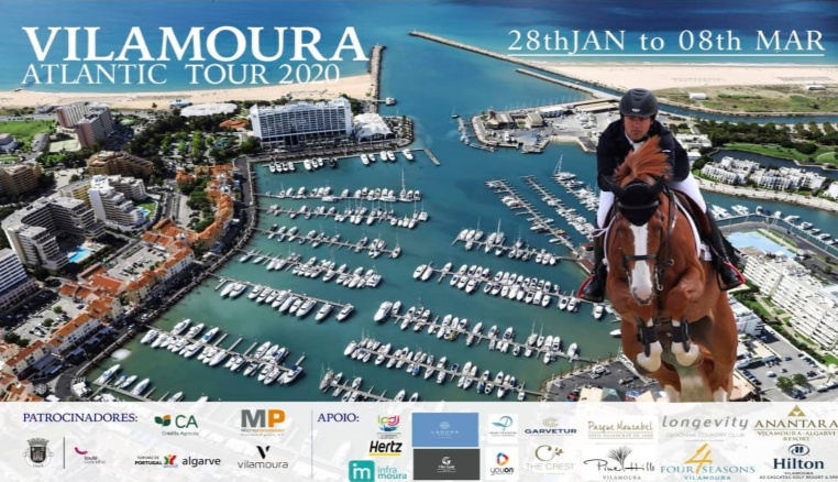 team Equihunter at Vilamoura Atlantic Tour 2020