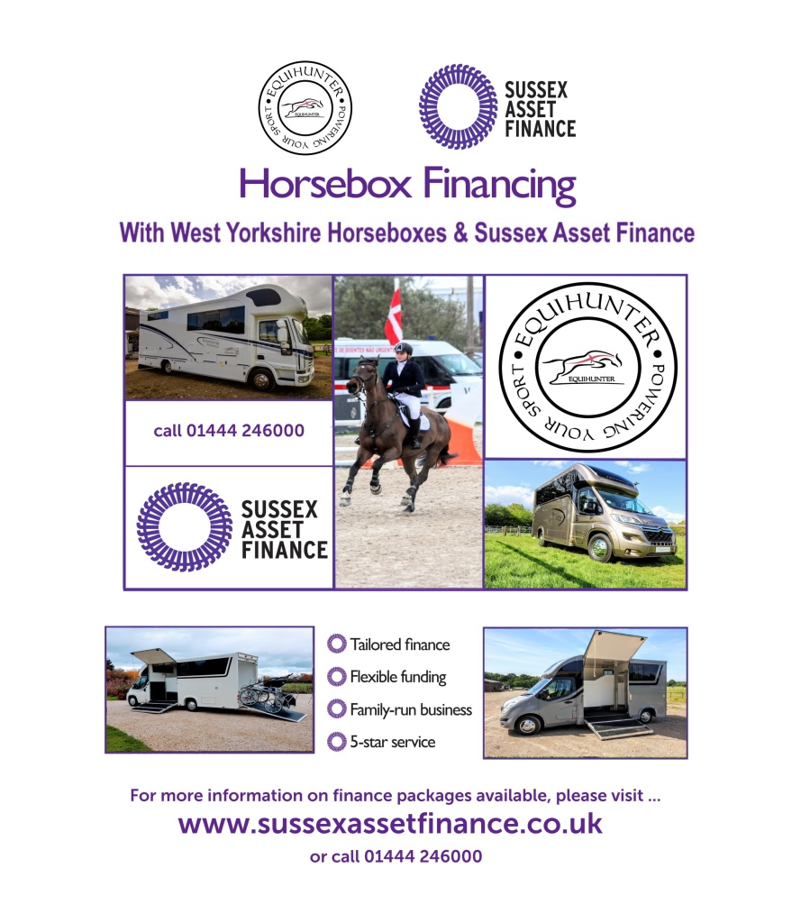 Sussex Asset Finace with West Yorkshire Horseboxes