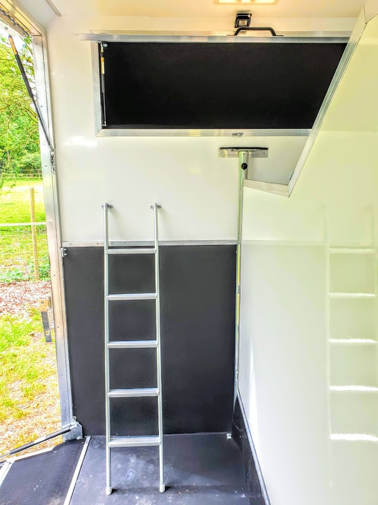 The Equihunter Arena 3.5 Tonne Horsebox