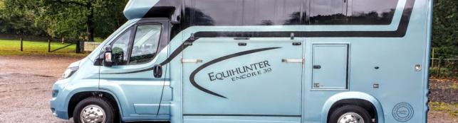 Equihunter Encore 39 3-9 Tonne Horsebox