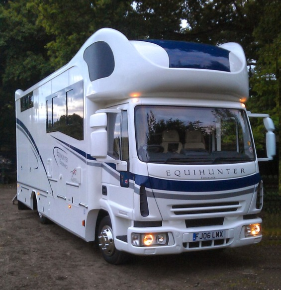 Equihunter Endurance 7.5 Tonne Horsebox (32)