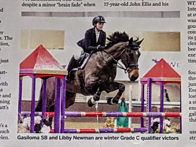 Libby Newman Team Equihunter Show Jumping (60)