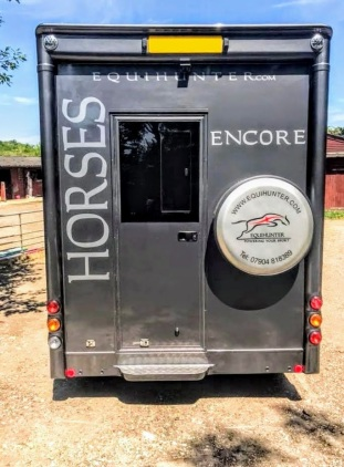 The Encore 45, 4.5 Tonne Horsebox