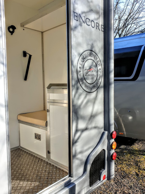 The Encore 45, 4.5 Tonne Horsebox