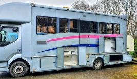 2011 Annard 10 Tonne Horsebox for Sale