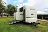 Equi-Trek Space Treka For Sale front view