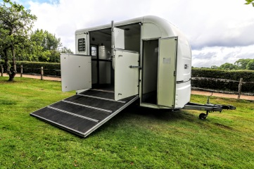Treka For Sale full external side view front