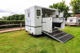 Treka For Sale external side view