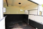 Treka For Sale horse area from ramp