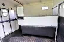 Equi-Trek Space Treka For Sale rear of partition