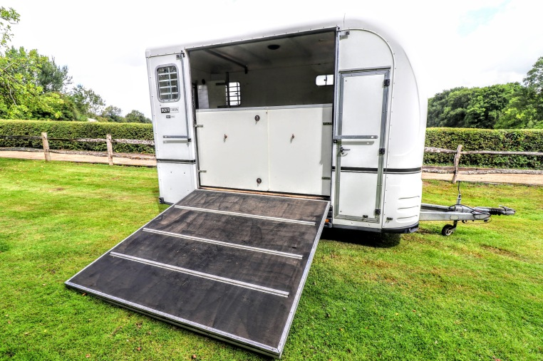 Equi-Trek Space Treka For Sale side View