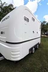 Equi-Trek Space Treka For Sale offside view