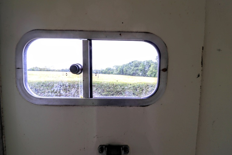Equi-Trek Space Treka For Sale grooms area window