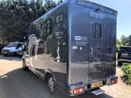 Used Equi-Trek 4,005 kgs Tonne Two Stall Horsebox For Sale (11)