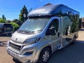 Used Equi-Trek 4,005 kgs Tonne Two Stall Horsebox For Sale (12)