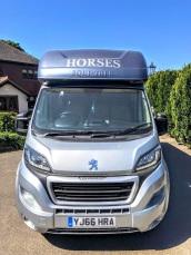 Used Equi-Trek 4,005 kgs Tonne Two Stall Horsebox For Sale (13)