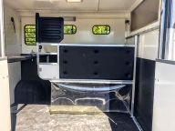 Used Equi-Trek 4,005 kgs Tonne Two Stall Horsebox For Sale (8)